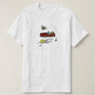 Partie de scarabée t-shirt