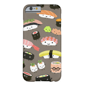Partie de sushi coque iPhone 6 barely there
