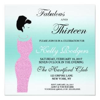 Partie de Tiffany fabuleuse à la 13ème invitation