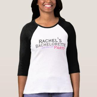 Partie faite sur commande de Bachelorette T-shirt