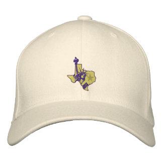 Partie libertaire de casquette du Texas