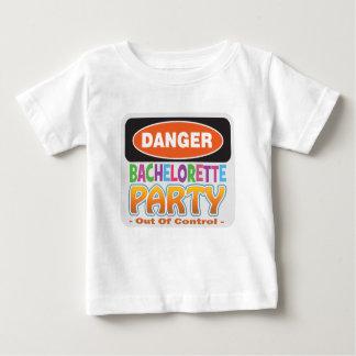 Partie nuptiale drôle de partie de bachelorette de t-shirts