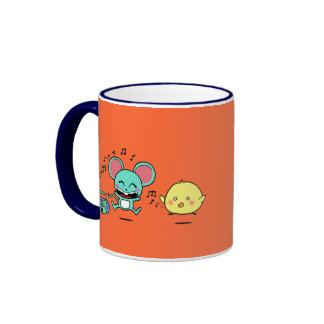 Partie, partie ! mug ringer