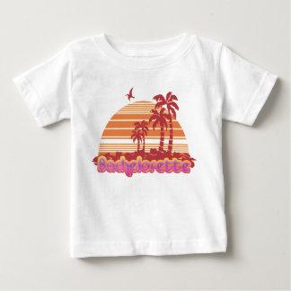 partie tropicale de bachelorette d'Hawaï de T-shirts