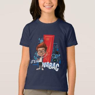 Partons Wabac T-shirt
