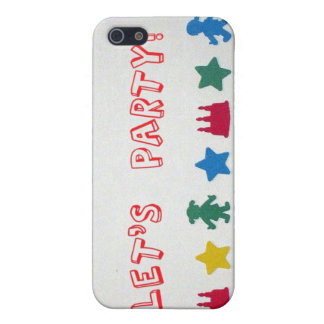 Party iPhone 5 Case
