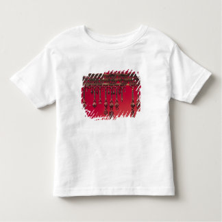 Parure avec des pendentifs de cloche t-shirt pour les tous petits