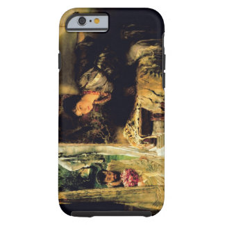 Pas bienvenus d'Alma-Tadema |, 1883 Coque Tough iPhone 6