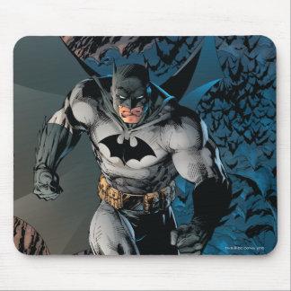 Pas de Batman Tapis De Souris