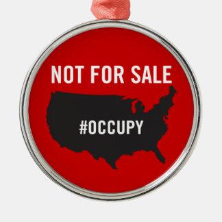Pas en vente - occupez Wall Street - nous sommes Décorations Pour Sapins De Noël