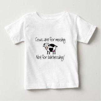 Pas pour griller tout entier t-shirt pour bébé