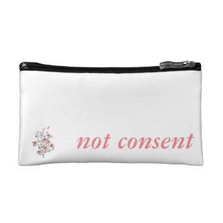 Pas sac de maquillage de consentement trousse make-up