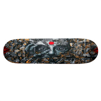 Pas traînant de distribution d'articles Usenet Skateboard 20 Cm