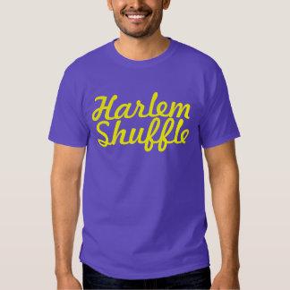 Pas traînant de Harlem T-shirts