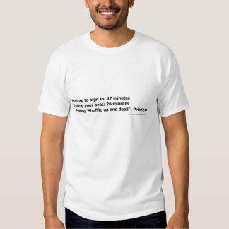 Pas traînant inestimable (couleurs claires) t-shirt