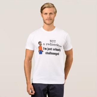 Pas un plouc, juste T-shirt urbanly contesté 2