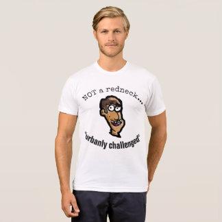 Pas un plouc, juste T-shirt urbanly contesté 3