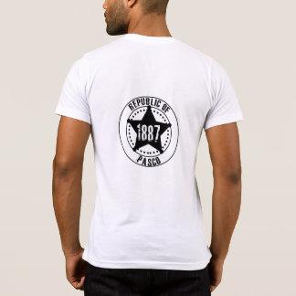 Pasco 2 hommes de T-shirt