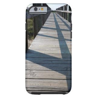 Passage couvert à la plage coque iPhone 6 tough