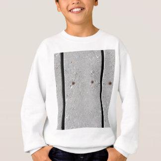 Passage couvert mélangé de planche de résine en sweatshirt