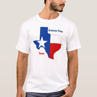 Passage d'Aransas, le Texas T-shirt