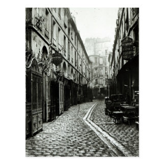 Passage du Dragon, Paris, 1858-78 Carte Postale