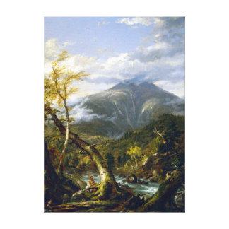 Passage indien de Thomas Cole Toile