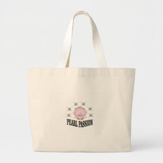 passion de perle grand tote bag
