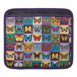 Patchwork de papillon housses iPad