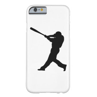 Pâte lisse de base-ball coque iPhone 6 barely there
