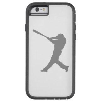 Pâte lisse de base-ball coque iPhone 6 tough xtreme