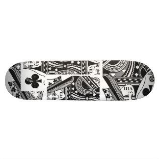 Patin de la reine VIII Skateboards