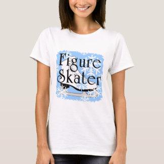Patineur artistique t-shirt