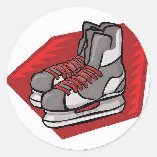 hockey sur glace autocollants stickers hockey sur glace. Black Bedroom Furniture Sets. Home Design Ideas