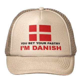 Pâtisserie danoise casquette
