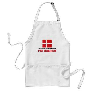 Pâtisserie danoise tablier