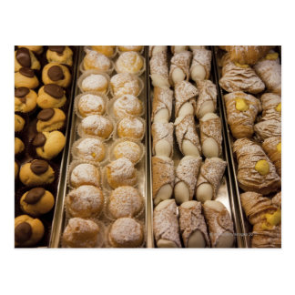 Pâtisseries italiennes cartes postales