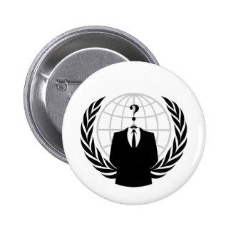 Patriotisme anonyme badges