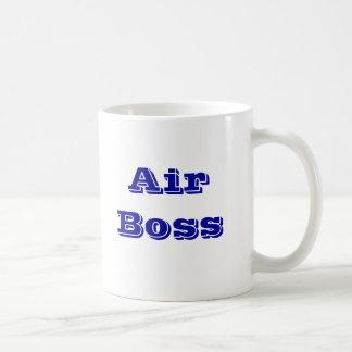 Patron d'air mug