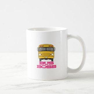 Patron d'autobus mug