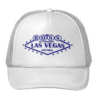 PATRON de casquette fabuleux de Las Vegas