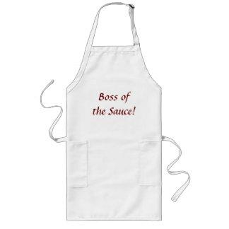 Patron de la sauce ! Arpon Tabliers