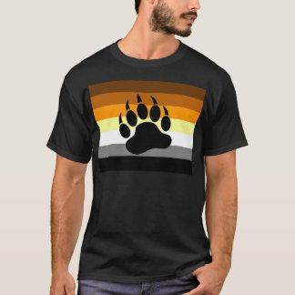 Patte de fierté d'ours t-shirt