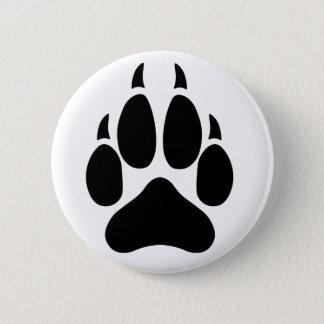 Patte de loup badge