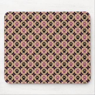 Patte-pour-Affaires Mousepad (prune) Tapis De Souris