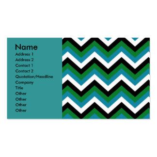 pattern_preview, nom, adresse 1, adresse 2, Co… Cartes De Visite Personnelles