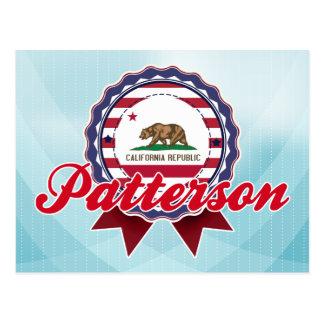 Patterson, CA Carte Postale