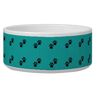 Pattes de chien écuelle pour chien