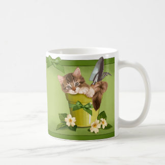 Pattes vertes mug