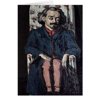 Paul Cezanne   Achille Emperaire c.1871 Cartes